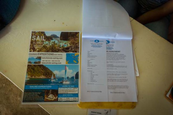 El-Nido-sailing-getting-started