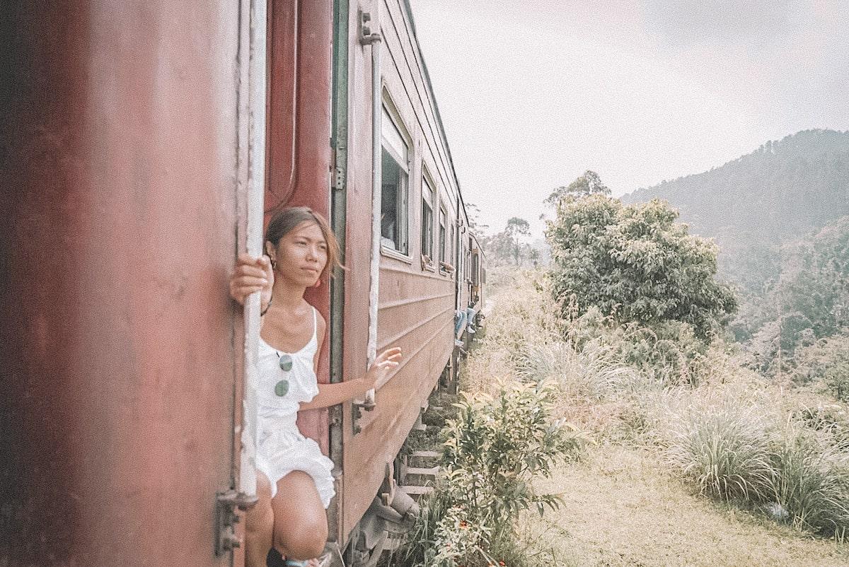 Sri Lanka travel itinerary | Your 25-day trip guide| The train to Ella